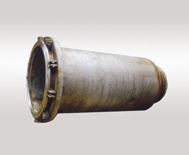 渗碳炉炉罐
